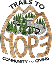 Trails to Hope Race Series Logo